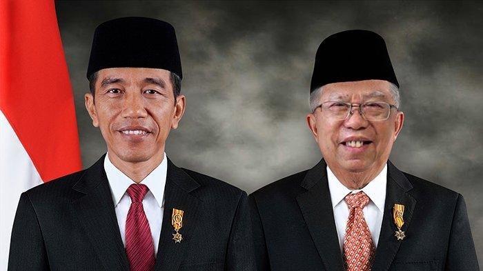 RResmi Dilantik, Jokowi Menargetkan Pendapatan Warga Rp27 Juta Per Bulan dan Janji Perombakan Eselon
