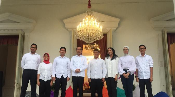 Gebrakan Out of the Box Dinanti Agar Staf Khusus Jokowi Tak Sekadar Jadi Etalase