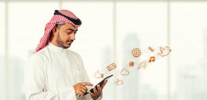 Arab Saudi Kecanduan Pada Media Sosial Online